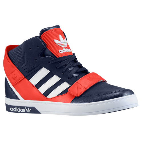 adidas Originals Hard Court Defender - Men's. $94.99. Selected Style: Collegiate  Navy/White/Light Scarlet ...