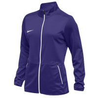Nike Team Rivalry Jacket - Women's - Purple / White