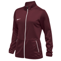 Nike Team Rivalry Jacket - Women's - Cardinal / White