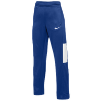 Nike Team Rivalry Pants - Women's - Blue / White