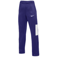 Nike Team Rivalry Pants - Women's - Purple / White