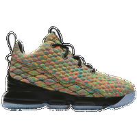 881ca05daf3 Nike LeBron 15 - Boys  Preschool - Lebron James - Multicolor   Black