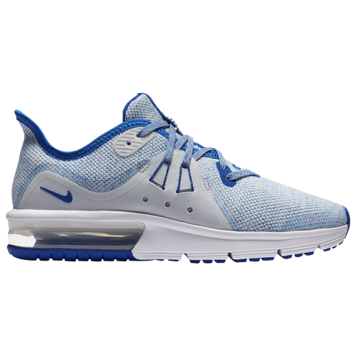 cheap for discount f6682 e9f12 ... good nike air max sequent 3 boys grade school running shoes game royal  game royal pure
