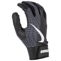Nike Force Edge 2.0 Batting Glove - Grade School - Black