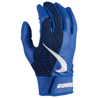 Nike Force Edge 2.0 Batting Glove - Grade School - Blue