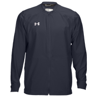 Under Armour Team Woven Warm-Up Jacket - Men's - Grey