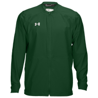 Under Armour Team Woven Warm-Up Jacket - Men's - Green