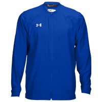 Under Armour Team Woven Warm-Up Jacket - Men's - Blue