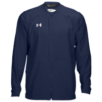 Under Armour Team Woven Warm-Up Jacket - Men's - Navy
