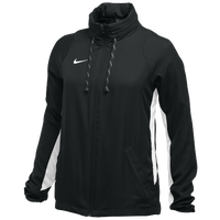 Nike Team Authentic Dry Jacket - Women's - Black / White