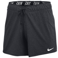 Nike Team Authentic Dry Attack Shorts - Women's - Grey / White