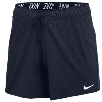 Nike Team Authentic Dry Attack Shorts - Women's - Navy / White
