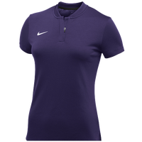 Nike Team Authentic Dry Blade Polo - Women's - Purple / White