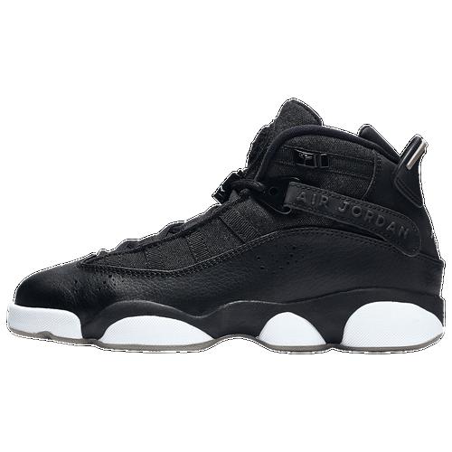Jordan 6 Rings Boys Grade School Basketball Shoes