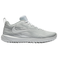 Nike Vapor Varsity Low Turf LAX - Men's - White / Grey