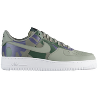 Nike Air Force 1 LV8 - Men's - Olive Green / Olive Green