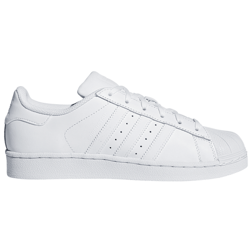 adidas Originals Superstar - Boys\u0027 Grade School - All White / White