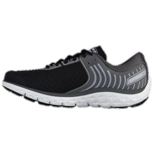 brooks pureflow 6 women 39 s running shoes black anthracite silver. Black Bedroom Furniture Sets. Home Design Ideas