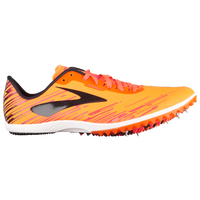 Brooks Mach 18 Spike - Men's - Orange / Pink
