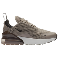 nike air max 270 uomini scarpe casual nero / bianco, scuola materna