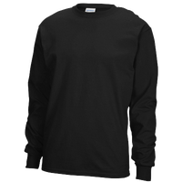 Alpha Shirt Co. Team Ultra Cotton 6oz. T-Shirt - Men's - All Black / Black