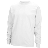 Alpha Shirt Co. Team Ultra Cotton 6oz. T-Shirt - Men's - All White / White