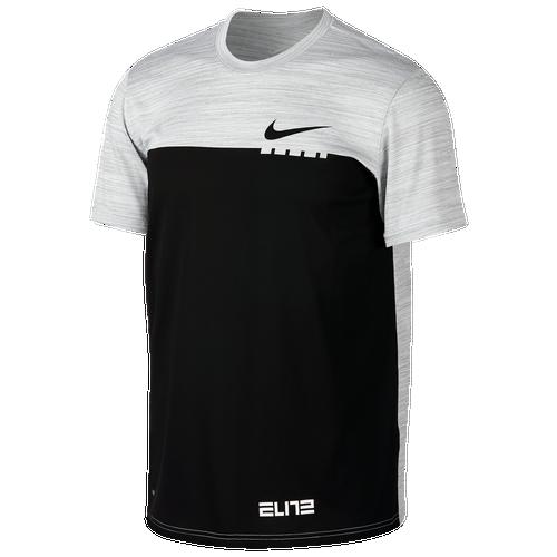 Nike Elite Logo T-Shirt - Men's - Basketball - Clothing ...
