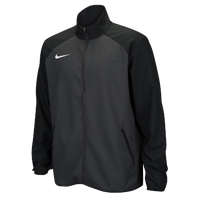 Nike Team Woven Jacket - Men's - Grey / Black