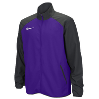Nike Team Woven Jacket - Men's - Purple / Grey
