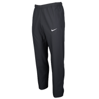 Nike Team Woven Pants - Men's - Grey / Grey
