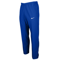Nike Team Woven Pants - Men's - Blue / Blue