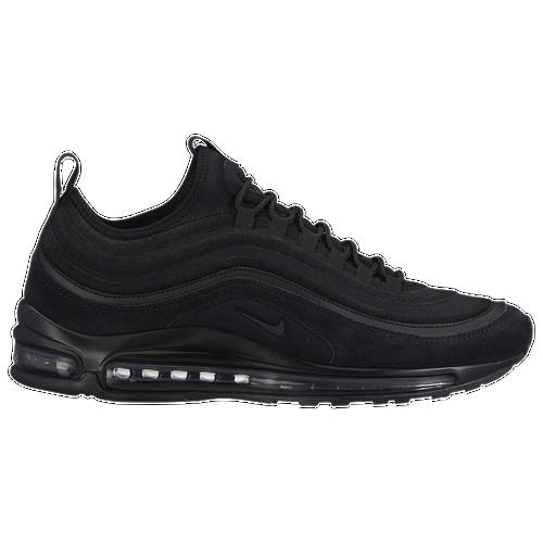 Nike Air Max 97 Ultra - Men's - Casual - Shoes - Black/Black/Black