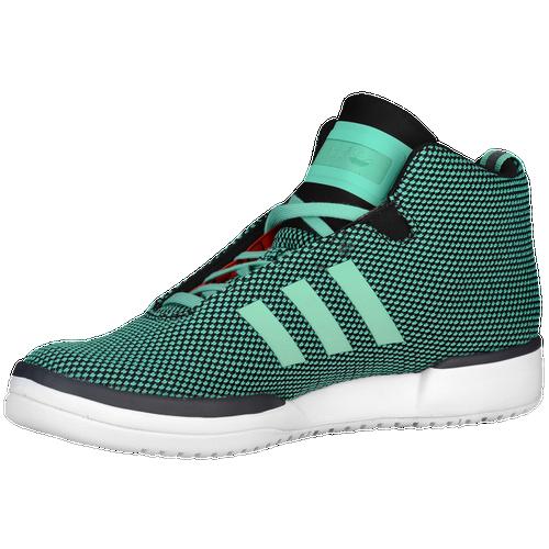 Reasonable Price Casual Shoes - Mens adidas Originals Veritas Mid Bright Green/Bright Green/White