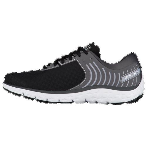 brooks pureflow 6 men 39 s running shoes black anthracite silver. Black Bedroom Furniture Sets. Home Design Ideas
