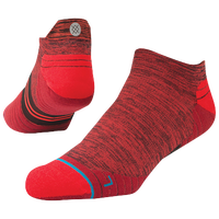 Stance Uncommon Solid Run Tab - Men's - Red / Black