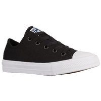Converse Chuck Taylor II Ox - Boys' Grade School - Black / White