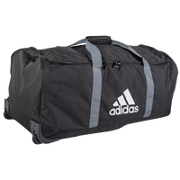 adidas Team XL Wheel Bag - Black / Grey