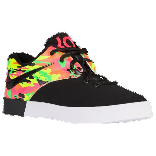 For Sale designer Basketball Shoes Mens Nike KD Vulc 2 Black/Bright Crimson/Bright Citrus/Volt