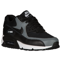 nike air max 90 grey black