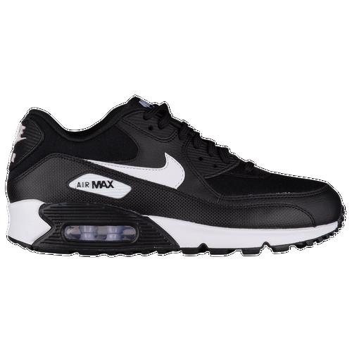 Nike Air Max 90 - Women\u0027s - Black / White