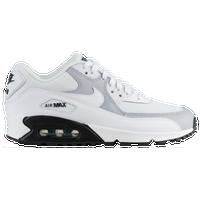 Nike Gris Et Blanc 90 Air Max