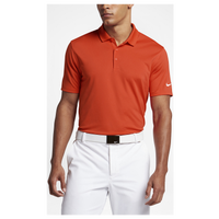 Nike Victory Solid Polo - Men's - Orange / Orange