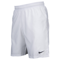 Nike Team Laser Woven Shorts - Men's - All White / White