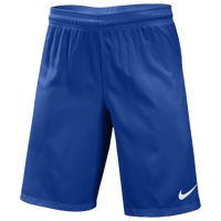 Nike Team Laser Woven Shorts - Men's - Blue / White