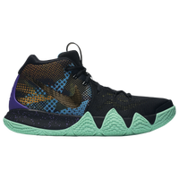Nike Kyrie 4 - Men's -  Kyrie Irving - Black / Yellow