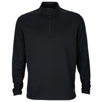 Nike Dri-Fit Core 1/2 Zip Golf Top - Men's - All Black / Black
