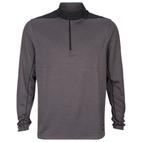 Nike Dri-Fit Core 1/2 Zip Golf Top - Men's - Grey