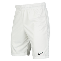Nike Team League Knit Shorts - Grade School - White / Black