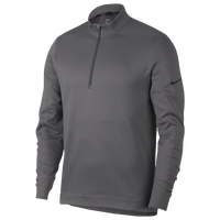 Nike Therma Repel 1/2 Zip Golf Top - Men's - Grey / Black