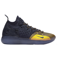 Nike KD 11 - Men's -  Kevin Durant - Navy / Gold